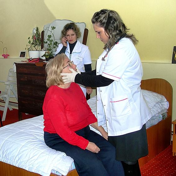 asistenta medicala - casa orizont